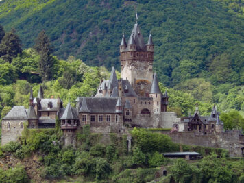 The Imperial Castle of Cochem