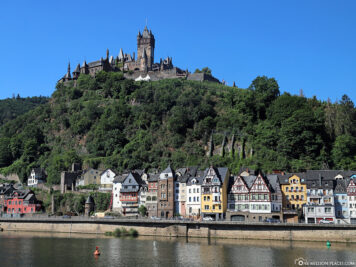 Cochem and the Reichsburg