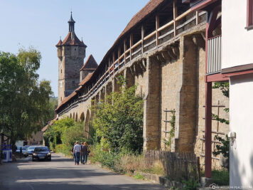 City Walls & Klingentor