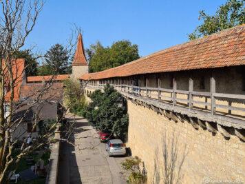 City Walls & Kummereck Tower