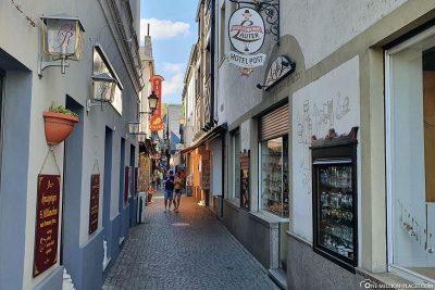 The Drosselgasse in Rüdesheim