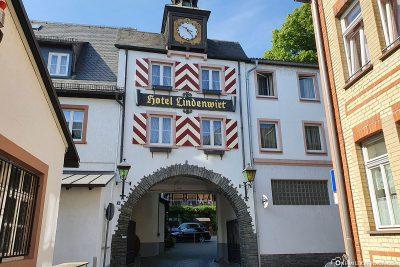 The city of Rüdesheim