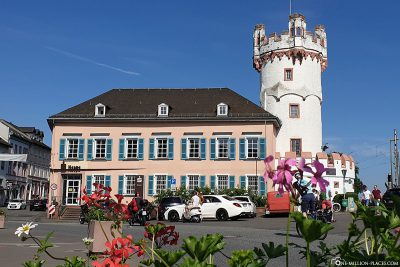 The Eagle Tower