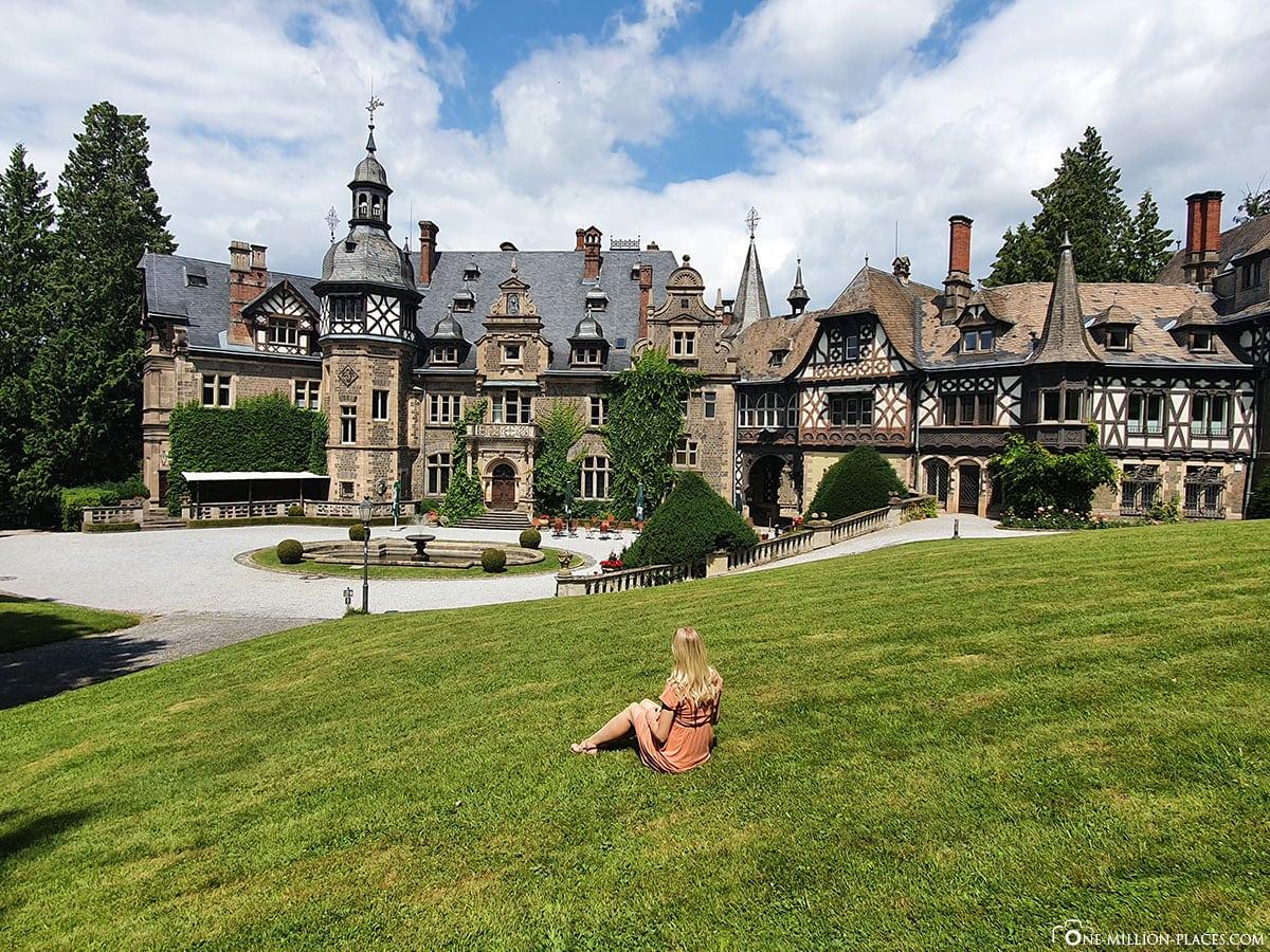 Schloss Rauischholzhausen, Hesse, Germany, Travelreport