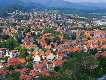 View of Wernigerode