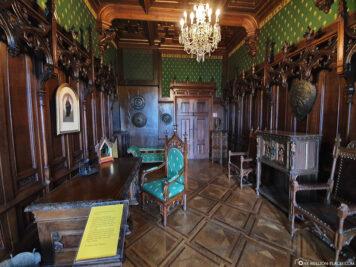 Tour of the castle