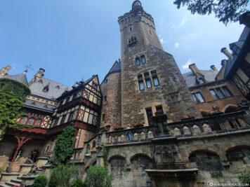 Wernigeröder Castle