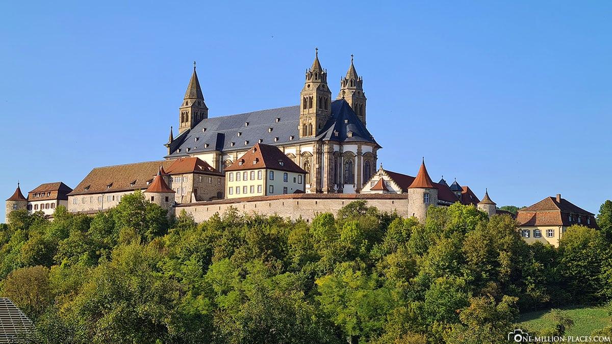 Großcomburg, Schwäbisch Hall, Attractions, TravelReport, Baden-Württemberg, Germany, Travel Blog