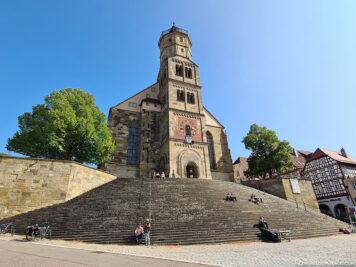 Die Kirche St. Michael