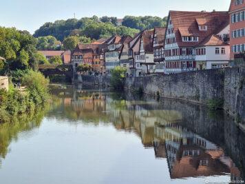 The Kocher River