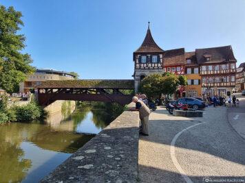 Die Kocherbrücke