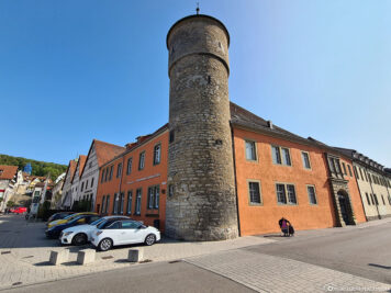 The Thief's Tower