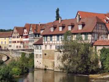 The Salzsiederstadt am Kocher