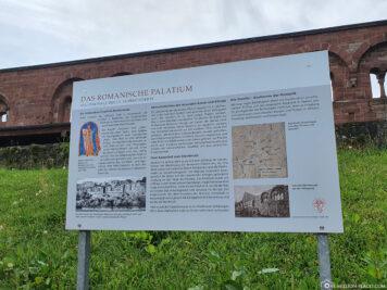 Palatium – Die Pfalz Seligenstadt