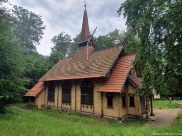 Stave Church Stiege