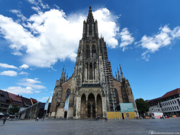 The world's tallest church tower