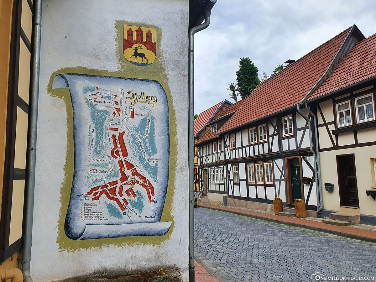 Stolberg im Harz, Most Beautiful There in Germany, Travelreport, Blog