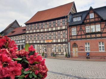 Market in Stolberg