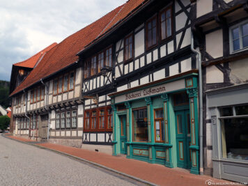Stolberg Old Town