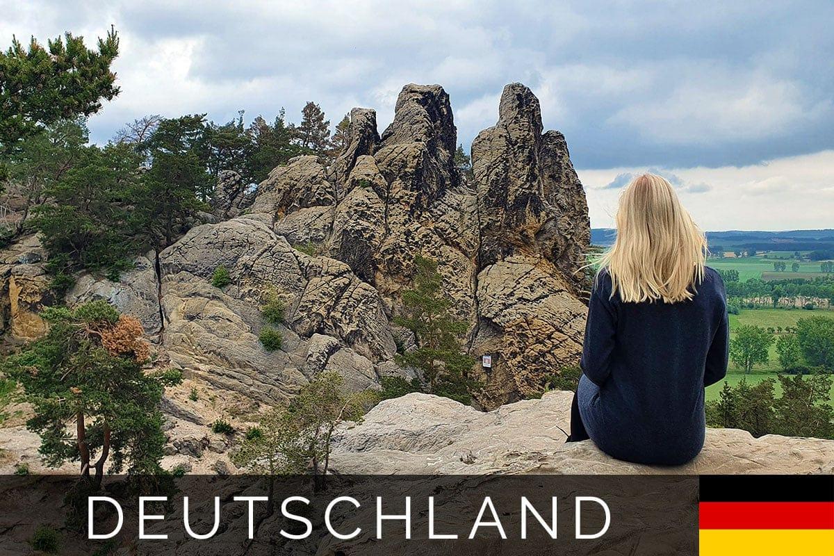 Teufelsmauer Harz Titelbild