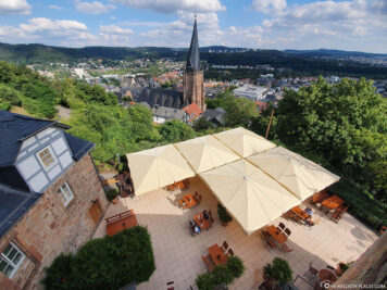 Restaurant Bückingsgarten