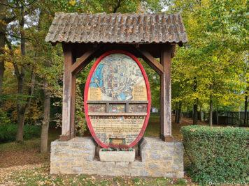 Willkommen in der Weinstadt Volkach