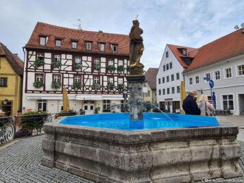 The Market Fountain