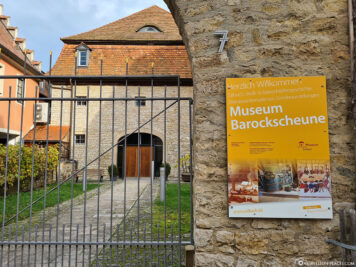 Museum Baroque Barn