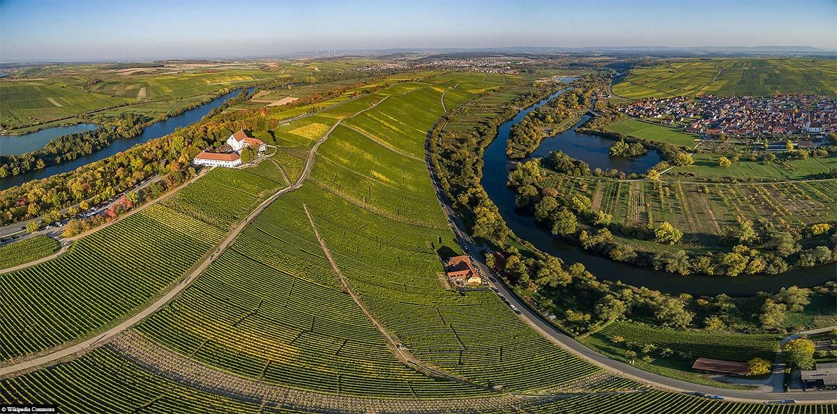 Volkach Mainschleife, Flusskreuzfahrt, Reisebericht