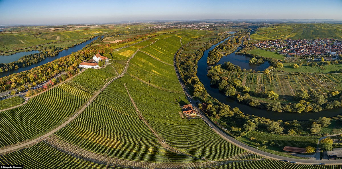 Volkach Mainschleife, River Cruise, Travel Report