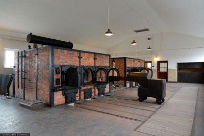Krematorium innen