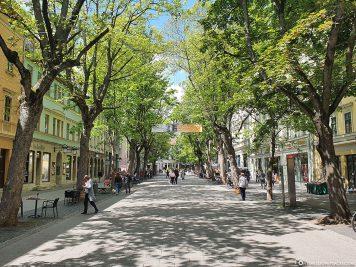 Die Schillerstraße