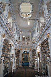 Der zentrale Rokokosaal