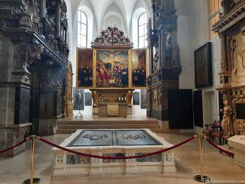 Stadtkirche Sankt Peter und Paul