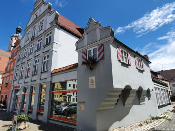 Geburtshaus Leonhart Fuchs