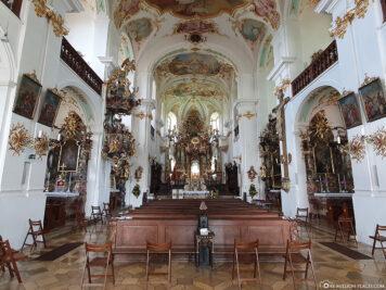 Wallfahrtsbasilika Maria Brünnlein