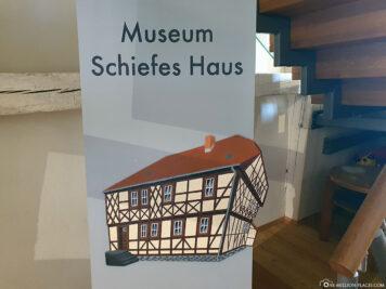 Museum Skewed House