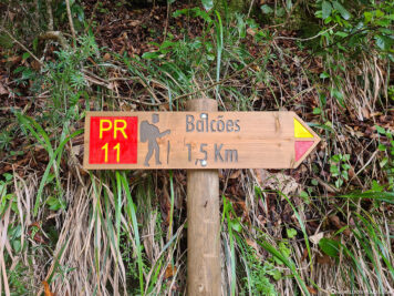 Miradouro dos Balcoes Trail