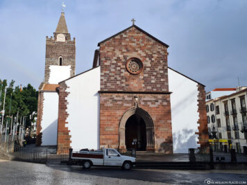 The Cathedral of Funchal