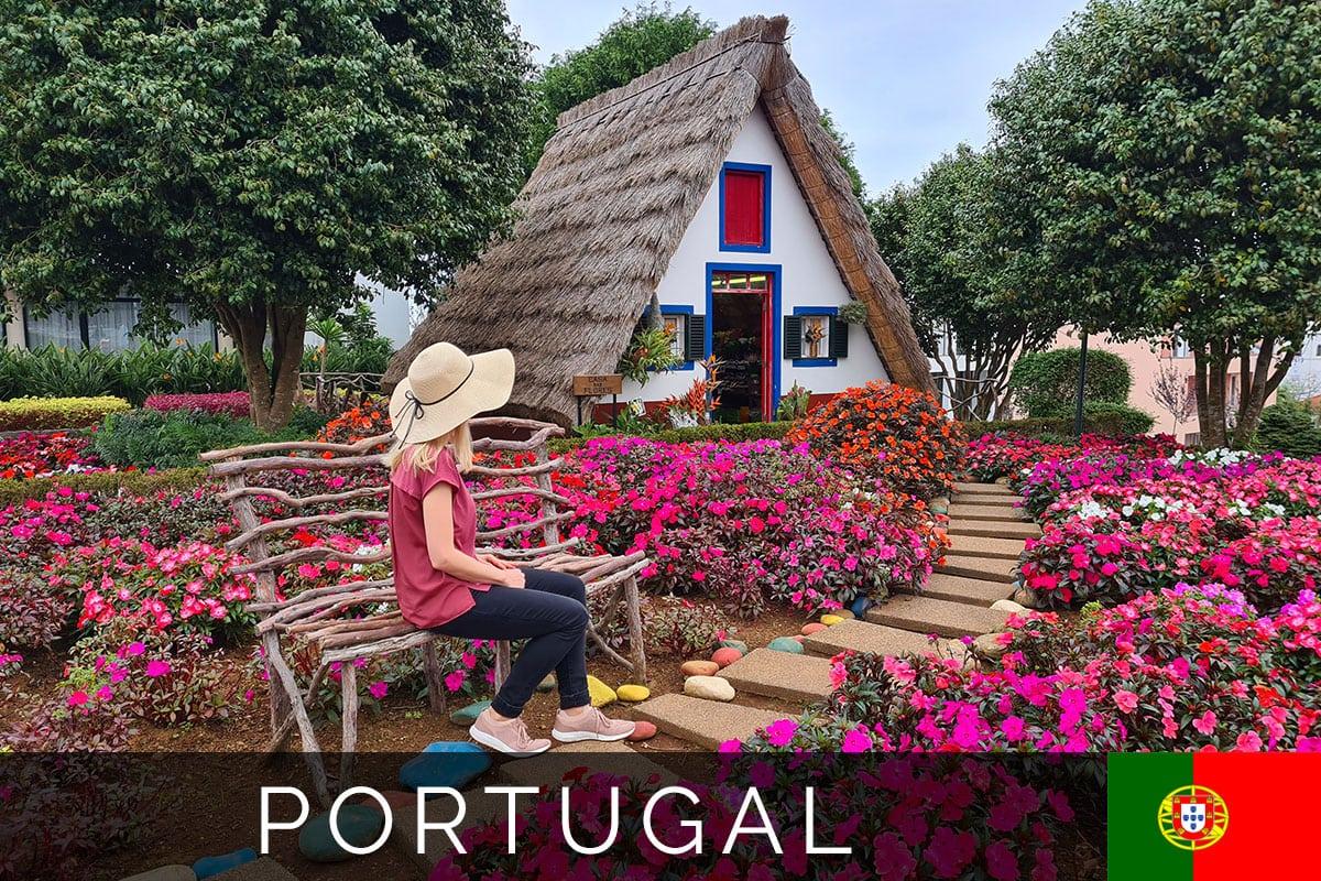 Portugal Madeira Reisebericht Titelbild
