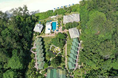 The Acajou Beach Resort