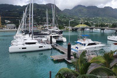 The Marina on Eden Island