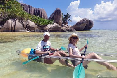 Tour with Crystal Water Kayaks