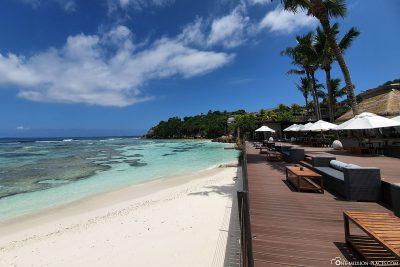 Die Lage am Meer