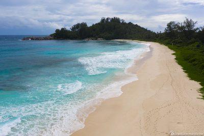 Der Strand der Police Bay