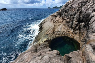 The Rock Pool on Mahé