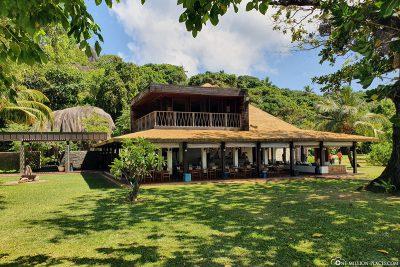 Grand Kaz: Island Café