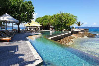 Der Pool