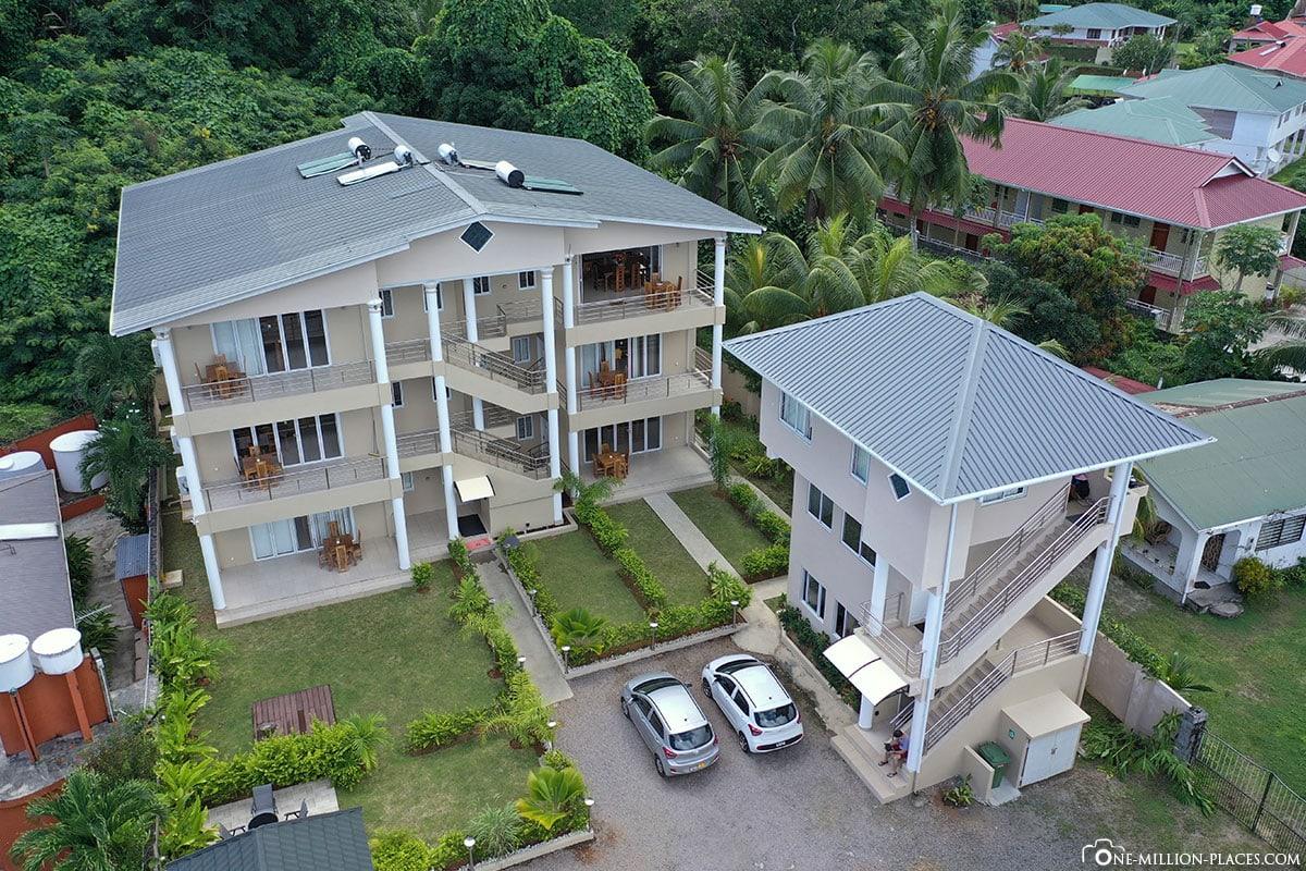 Accommodation, Tropical Hideaway, Beau Vallon, North Coast Road, Mahe, Seychelles, Accommodation, Travel Report