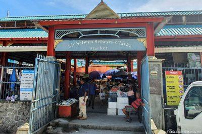 Der Victoria Market
